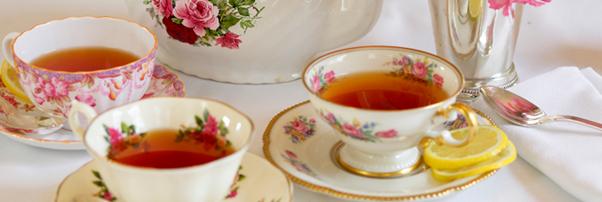 Uma minhoca no seu chá